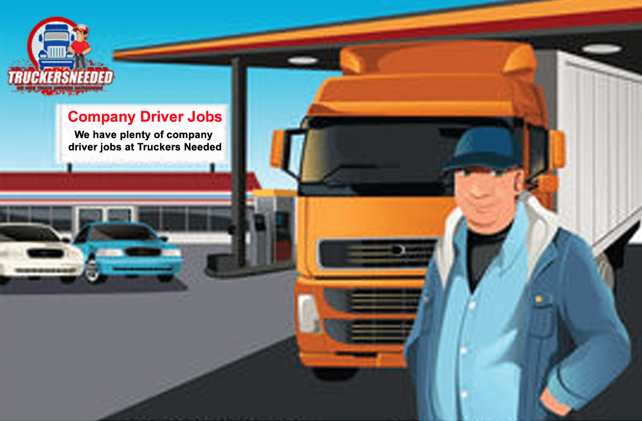 Company Truck Driving Jobs
